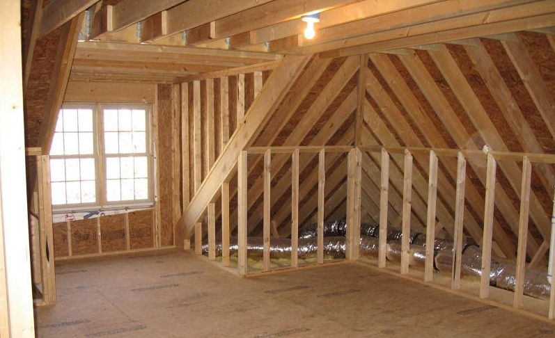 The Attic May Be One Of The Spaces In The House That Everyone Prefers To  Avoid, But Many People Forget That An Attic Can Be A Great Place For A  Bedroom Or ...
