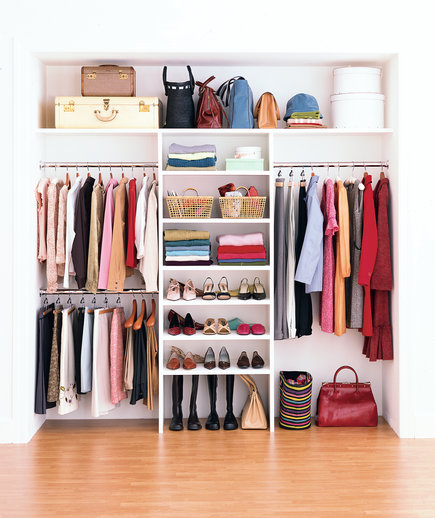 31 Days To An Organized Closet