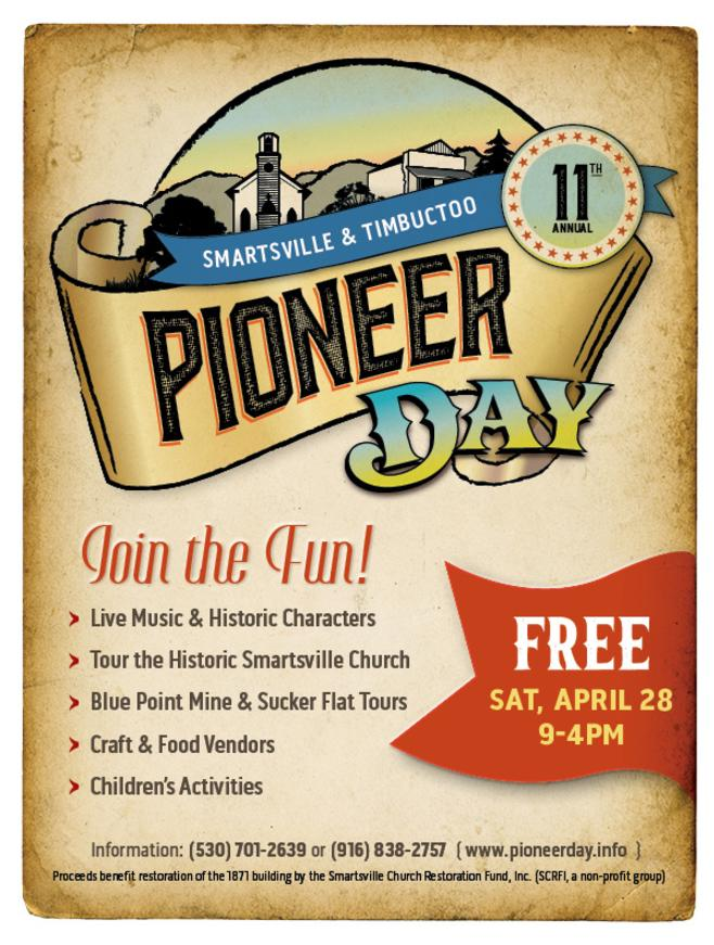 11th Annual Smartsville Pioneer Day