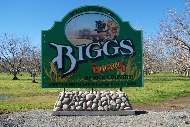 Gridley and Biggs Annual Events