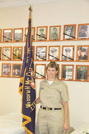 First female Commander for Gridley's VFW Post 5731