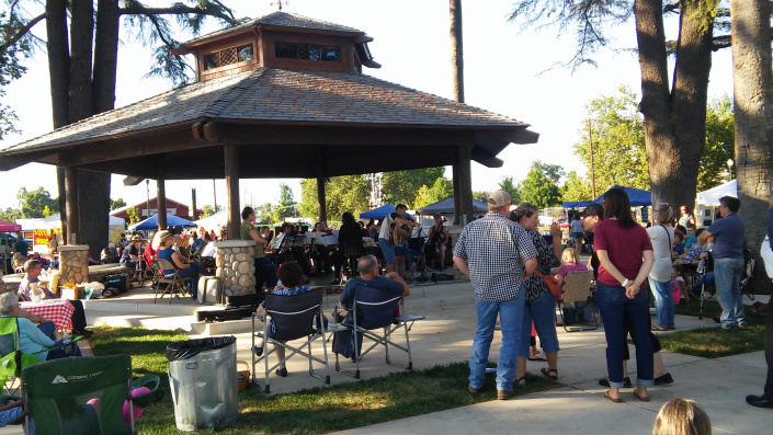 Gridley's Farmers Market Starts Tuesday, June 5th 2018