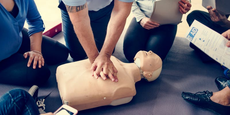 CPR & First Aid Training (Mar 23) by Connecting Point