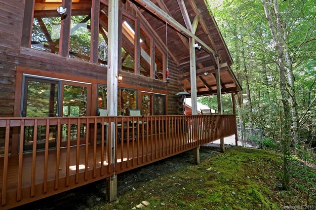 SOLD! Private Mountain Cabin in Pisgah Forest