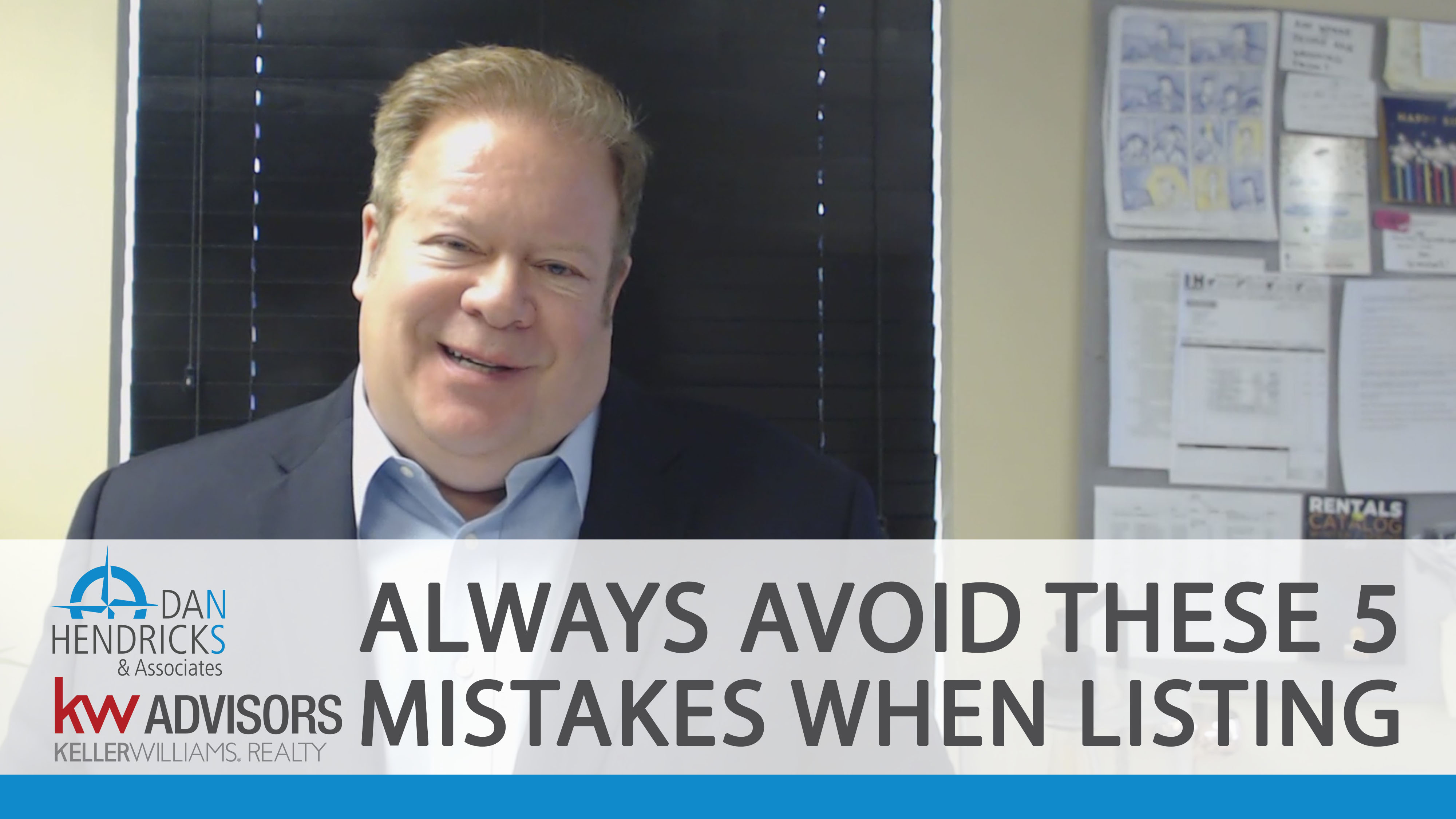 5 Selling Mistakes to Avoid