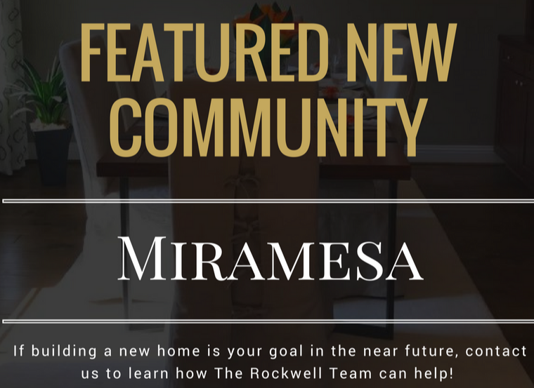 Featured New Community: Miramesa