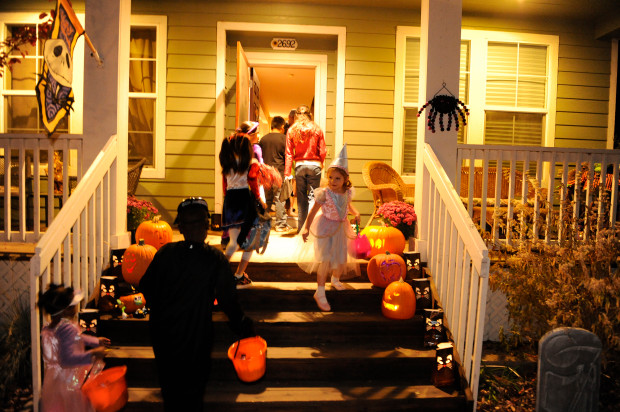 Getting Your Home Ready for Trick-or-Treaters