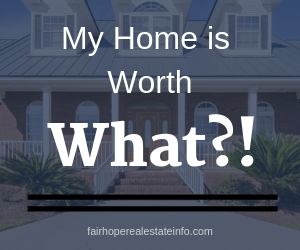 My Home Is Worth What?