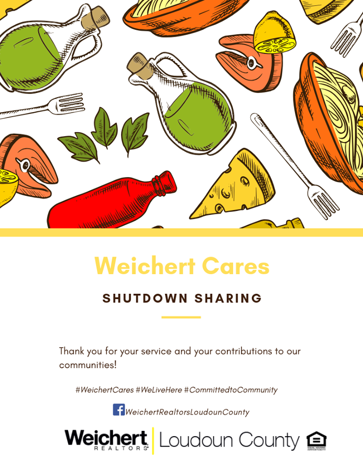 Sharing During the Shutdown