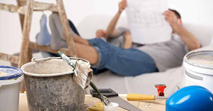 In Honor of National Home Improvement Month, Here Are The Home Improvements With The Best ROI