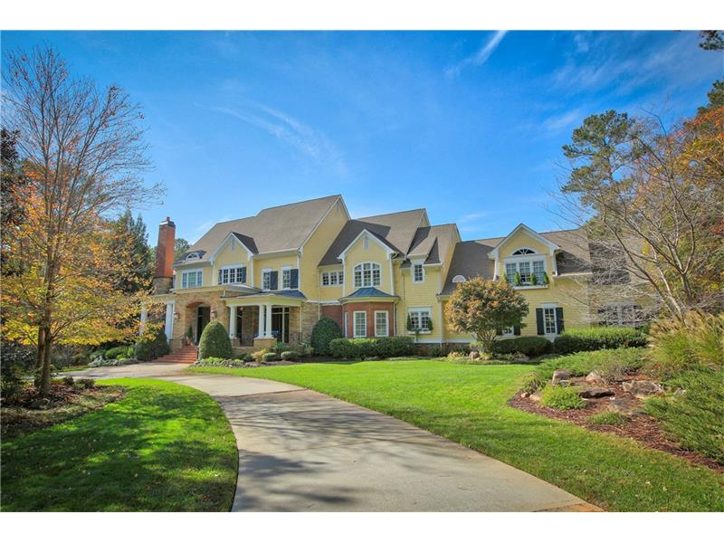 3 Most Expensive Homes for Sale in Alpharetta