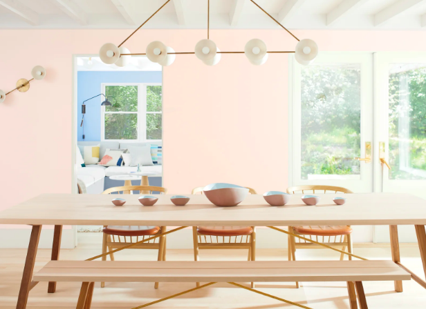 Benjamin Moore's 2020 Color of the Year Is . . .
