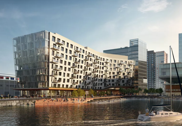 Boston Curbed Pier 4 Condo Development in Boston's Seaport District Article