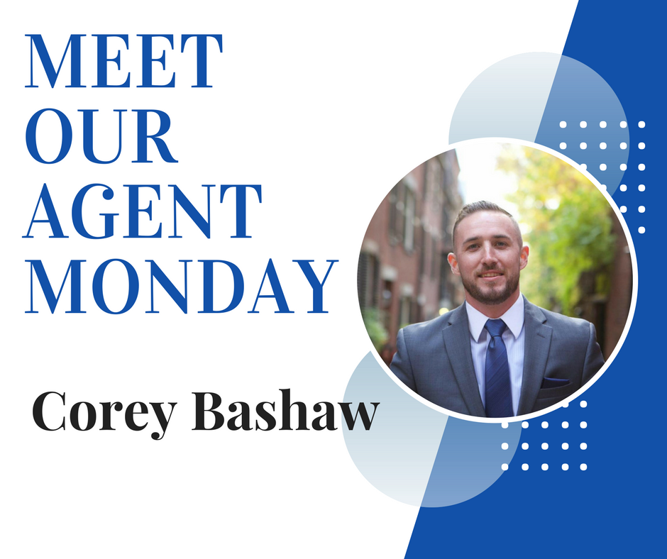 Meet Our Agent Monday || Corey Bashaw