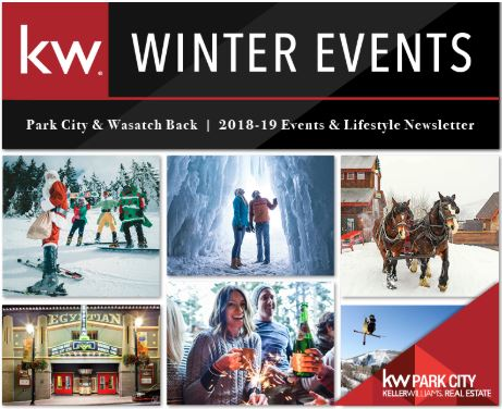 Park City Holiday Events & Ski Resort Update