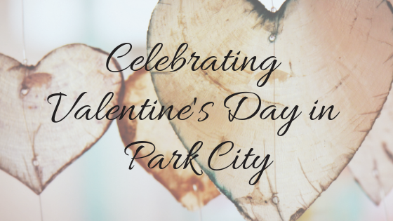 Celebrating Valentine's Day in Park City