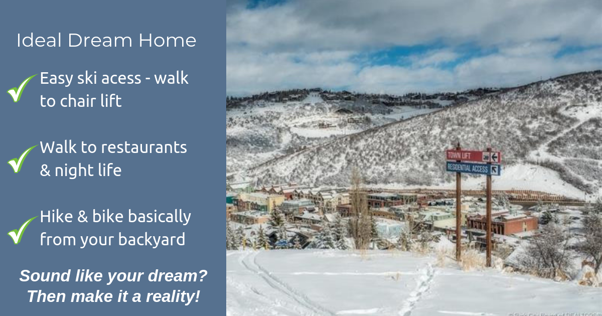Dream Ski Property in Park City