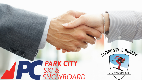 Slope Style Realty is a Proud Sponsor of Park City Ski & Snowboard