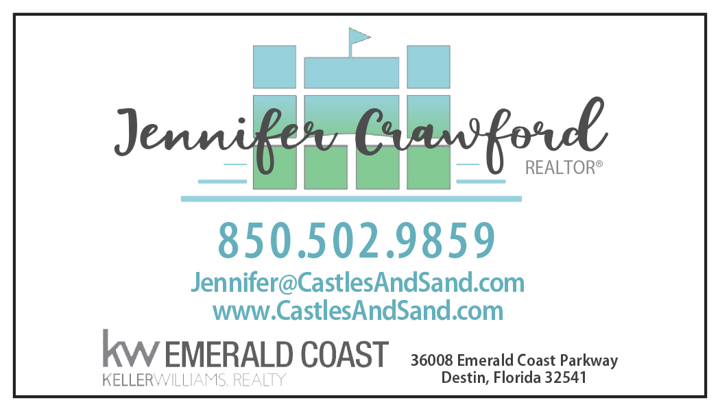 Jennifer Crawford, Realtor® in South Walton County Florida