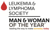 Leukemia and Lymphoma Society Man and Woman of the Year Logo