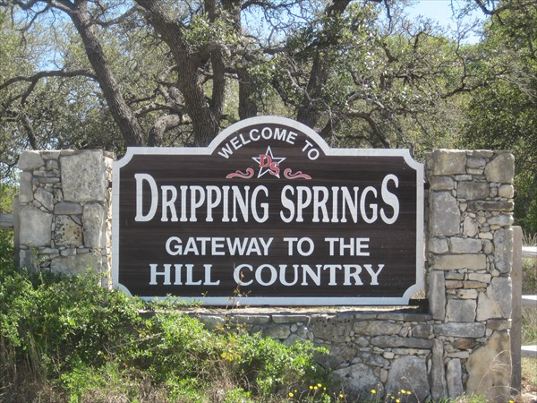 Dripping Springs Area
