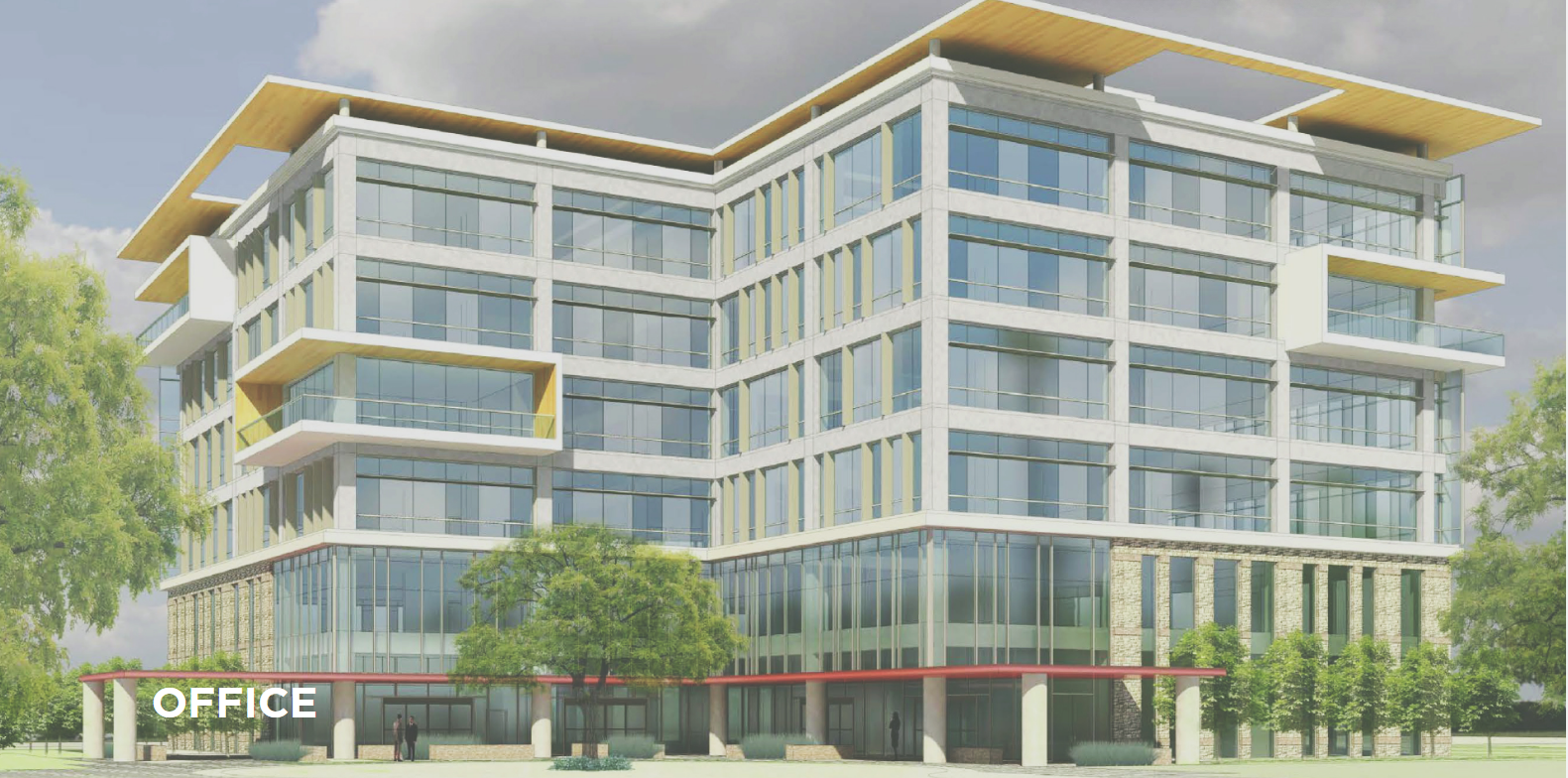 old town newhall office renderings