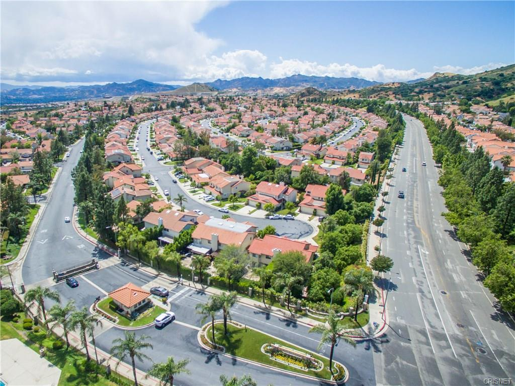porter ranch homes