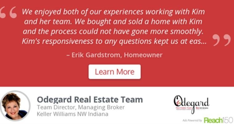 Erik Gardstrom Testimonial of The Odegard Team
