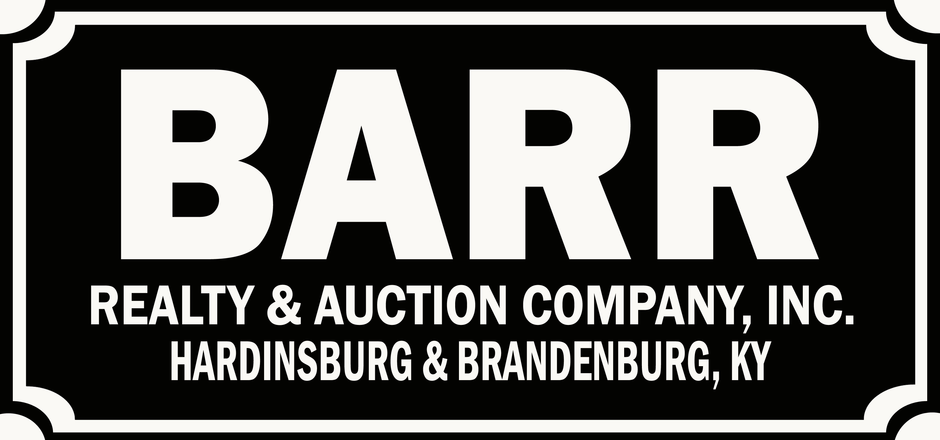 Barr Realty & Auction Co., Inc.