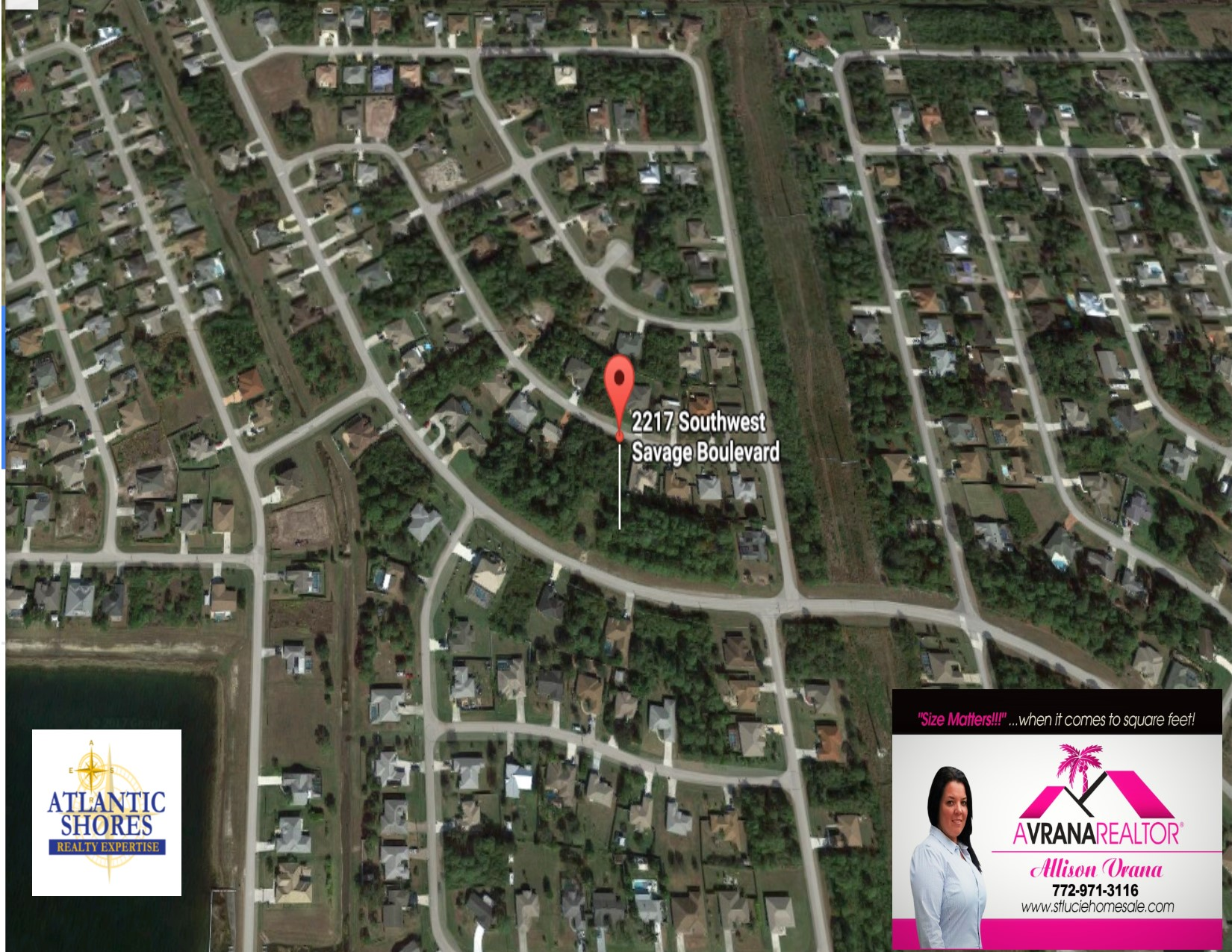 2217 SW SAVAGE BLVD LOT FOR SALE | PORT ST LUCIE FLORIDA | REAL ESTATE