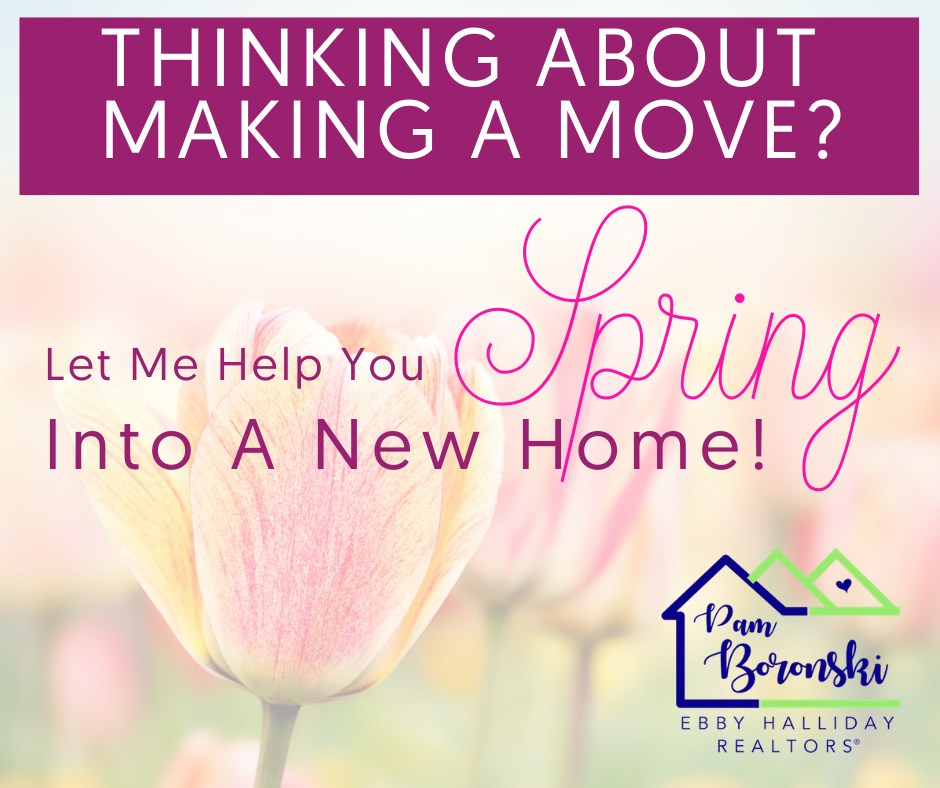 Spring Into a New Home!