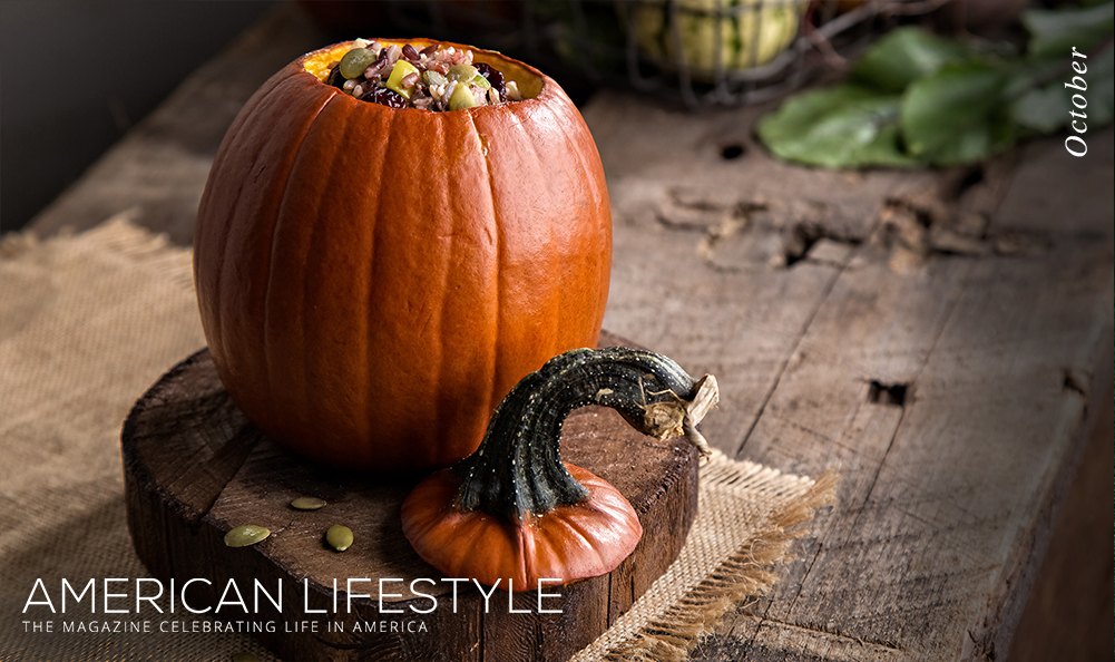 American Lifestyle October Edition