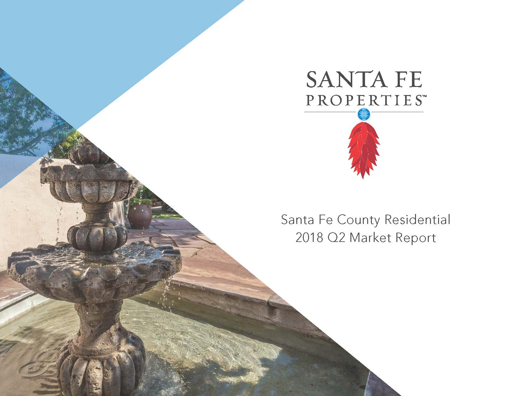Santa Fe County Second Quarter Market Report
