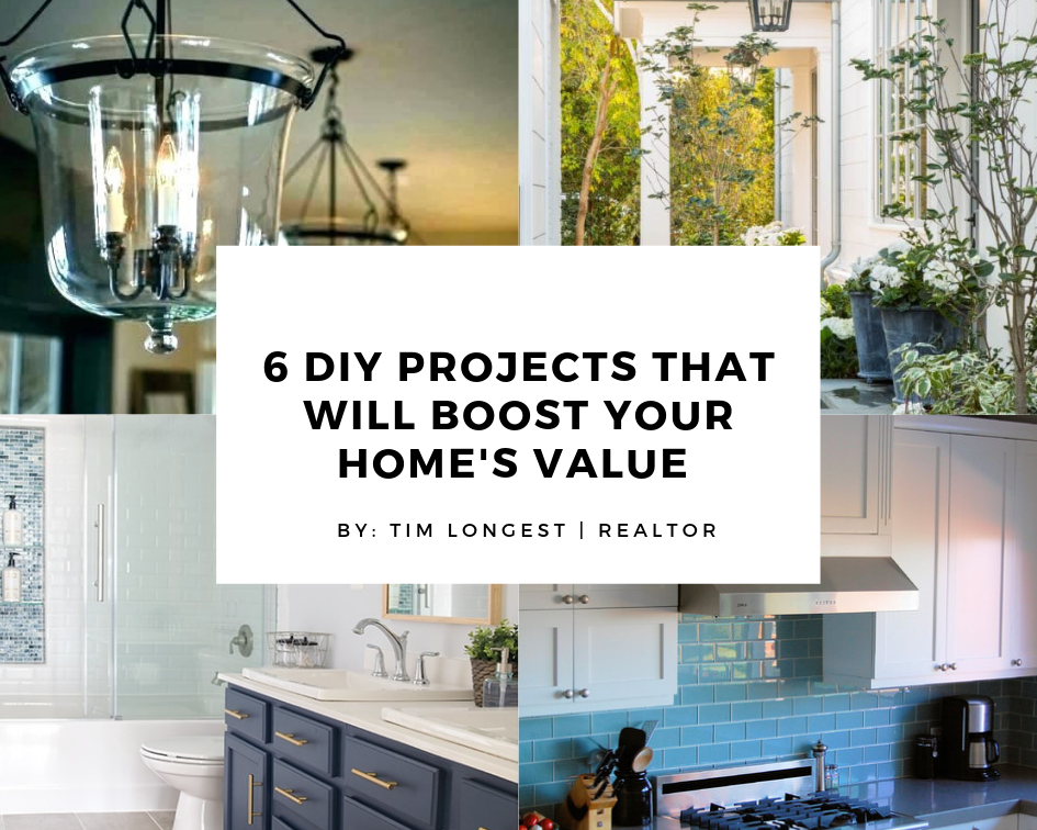 Diy Projects You Can Do This Weekend To Boost Your Home S Value