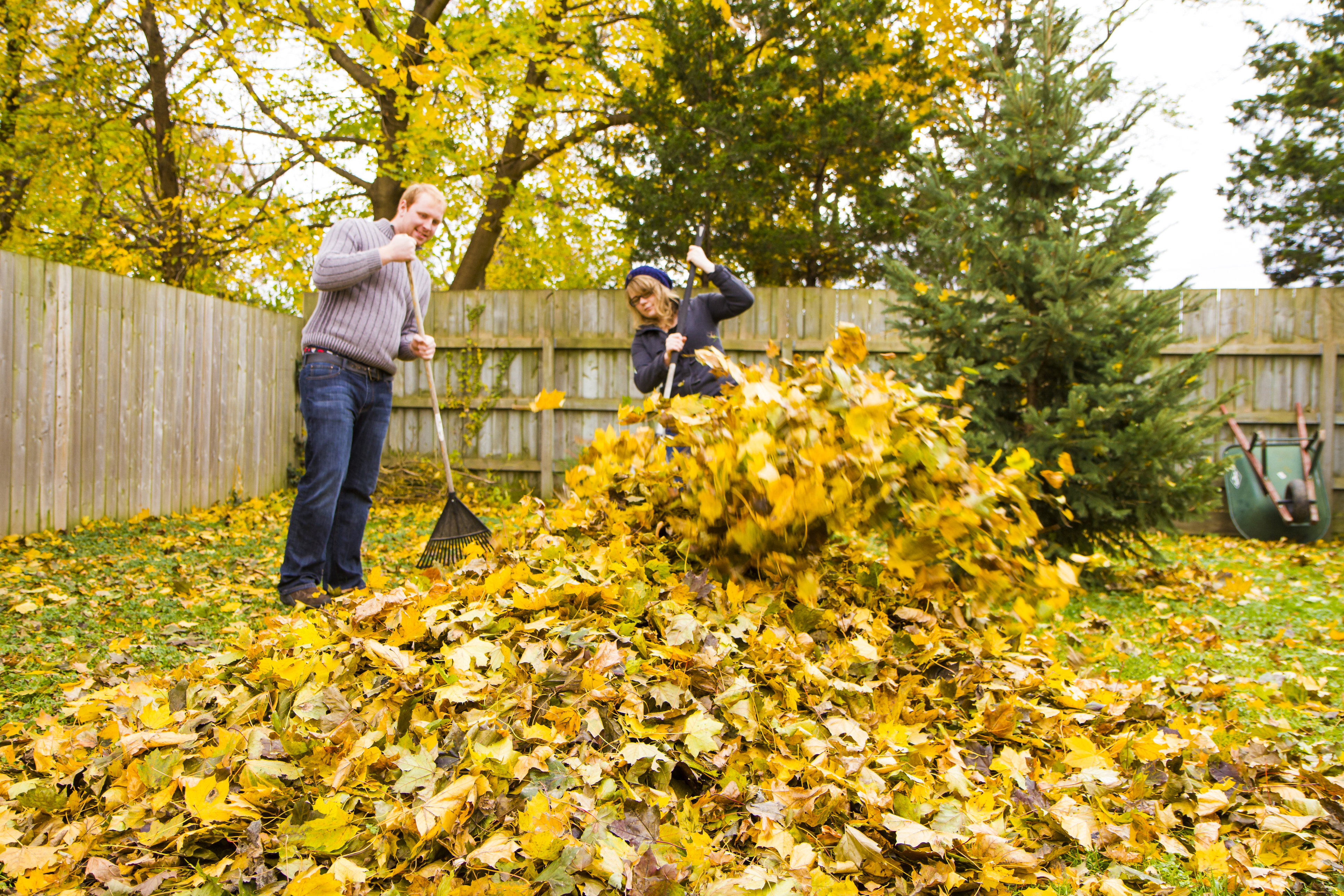 A Fall Checklist of 10 Things You Gotta Do Before Winter Sets In