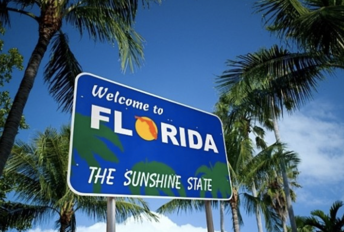 Top 10 Reasons to Move to Florida