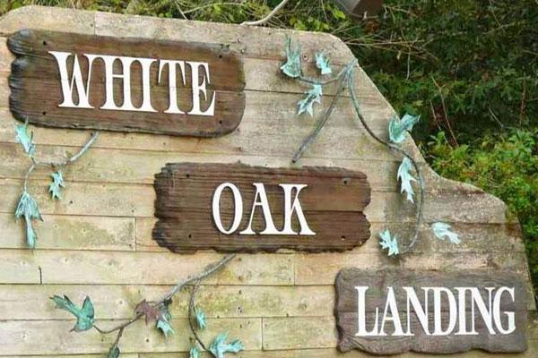 White Oak Landing Subdivision in Baton Rouge