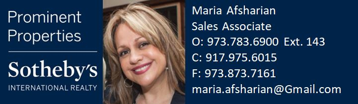 Maria Afsharian Real Estate