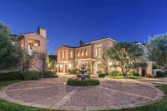 6 Celebrity homes on the market