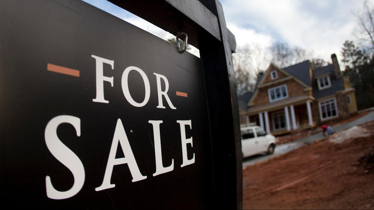 U.S. New Home Sales Climb to More Than 8-year High