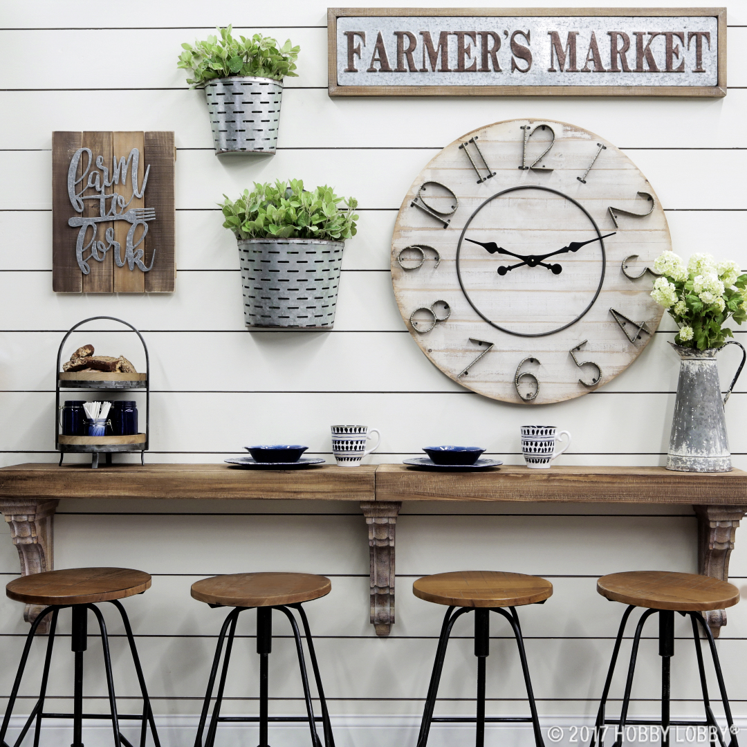 How to Create a Stylish Farmhouse Look at Home