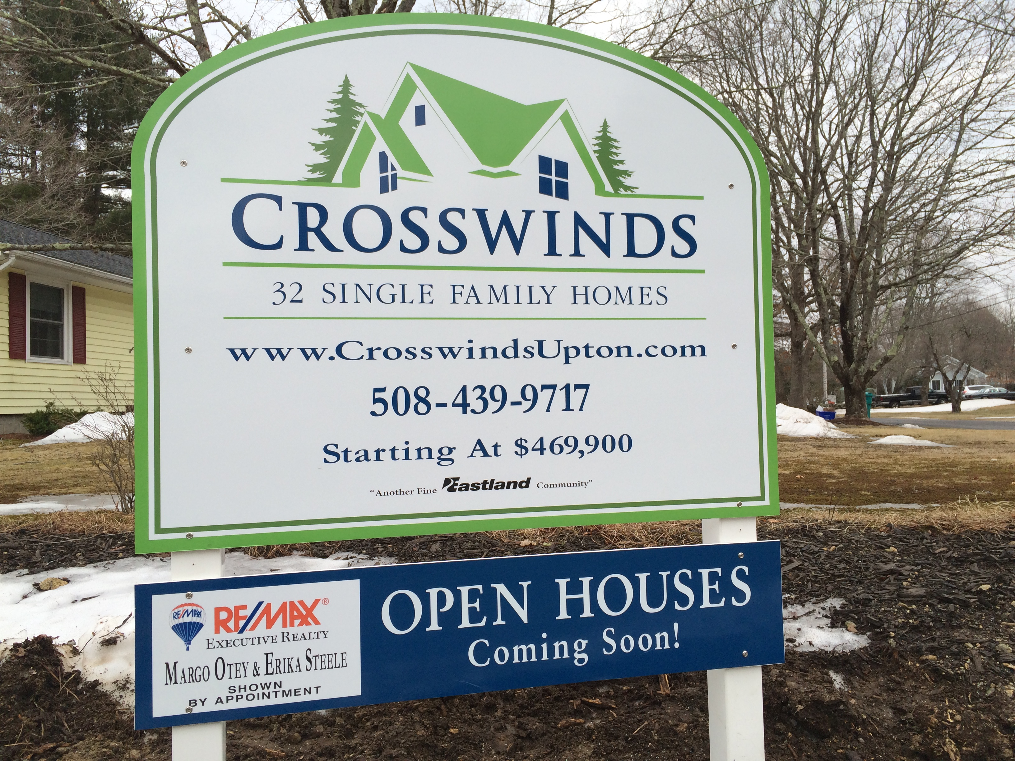 Get to Know Crosswinds in Upton!