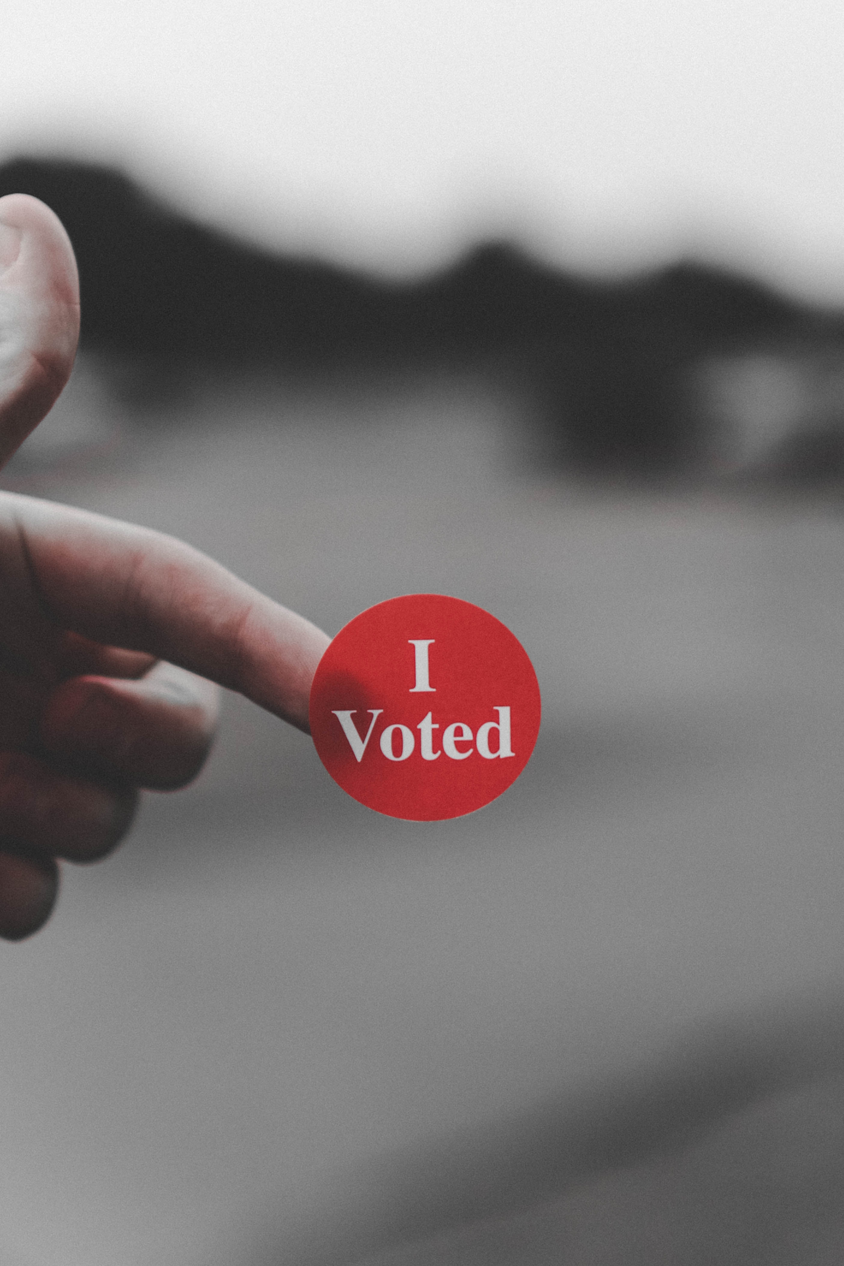 Voting – a right and a privilege