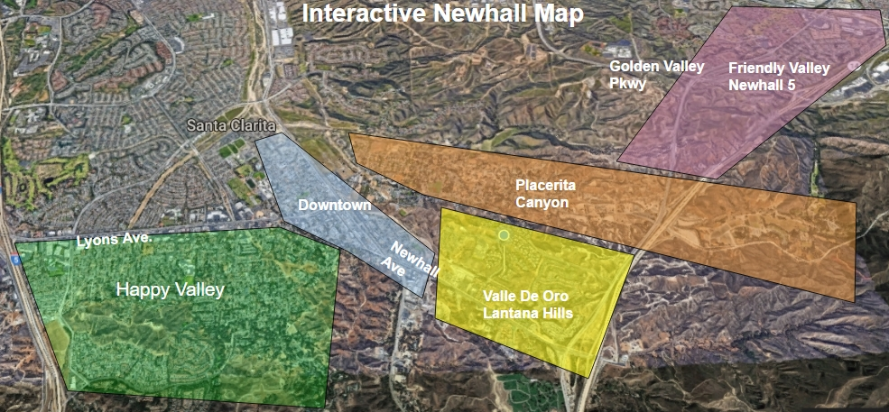 Newhall Real Estate