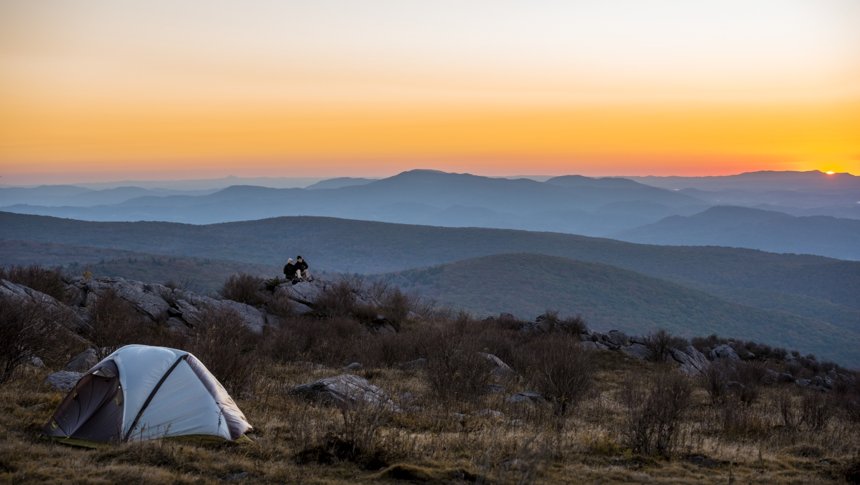 14 Awesome Tent Camping Experiences Across Virginia