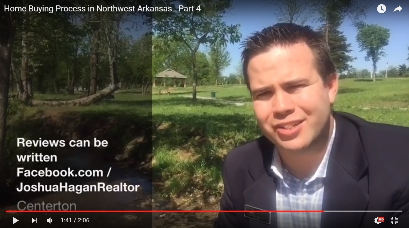 Home Buying Process in Northwest Arkansas Part 4