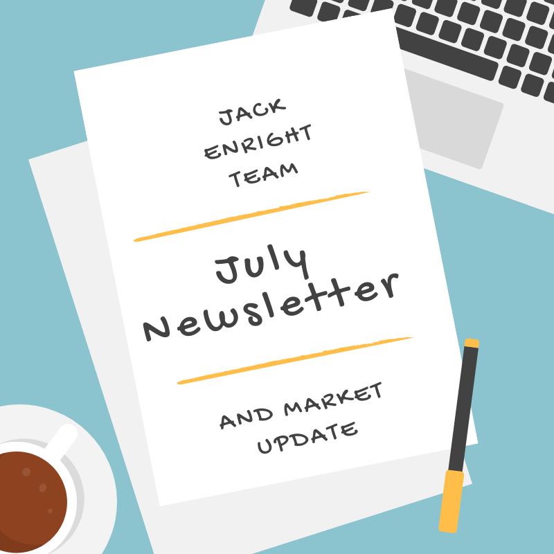 July 2019 Newsletter & Market Update