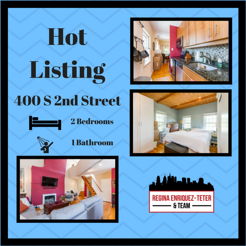 Gorgeous Rental Property Available! Society Hill Gated Condo!