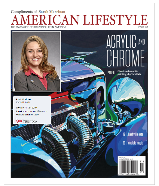 Preview:  American Lifestyle Magazine, September 2016 Edition