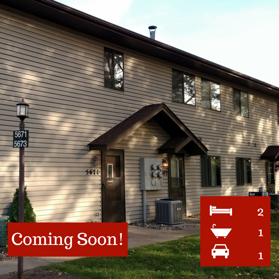 Coming Soon! Fabulous Affordable Townhome In White Bear